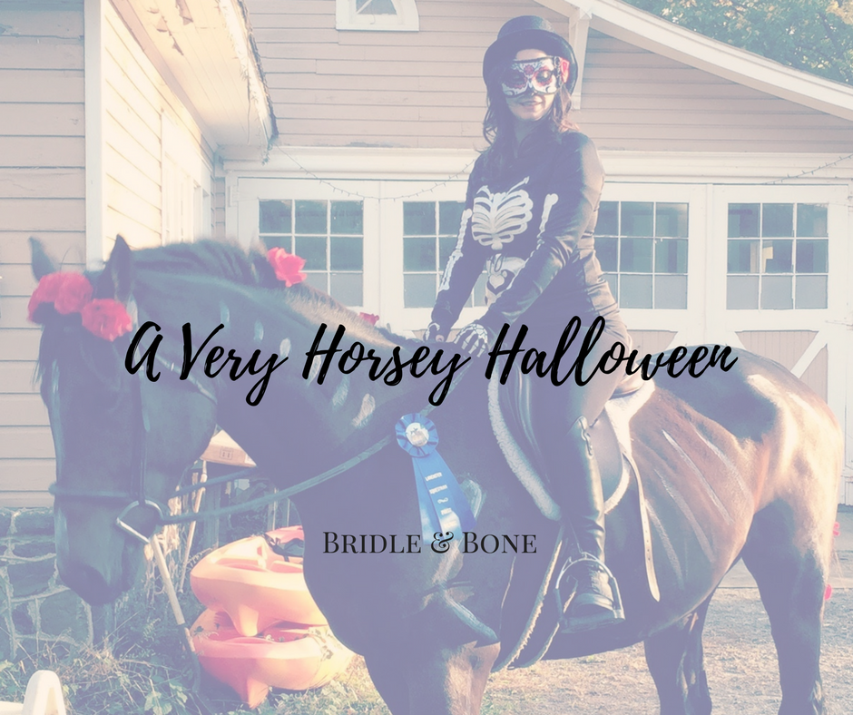 Horse Halloween