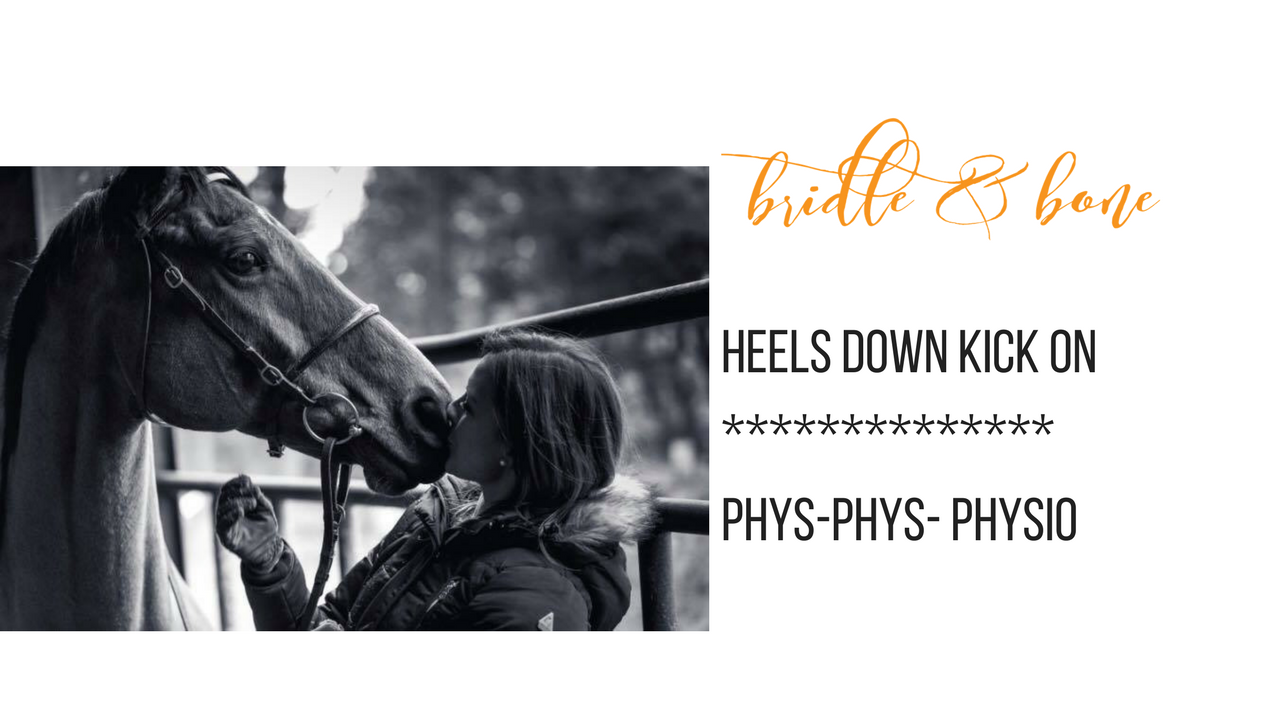 Physio Heels Down Kick On
