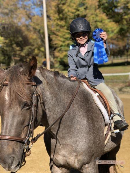 Cowboy Magic Body Super shine Spray The Timid Rider