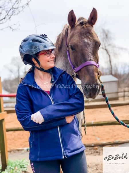 Confidence with Horses