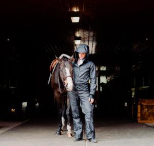 Redingote Equestrian rain jumpsuit