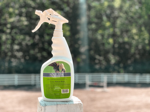 Cool Muscle Wash Review Horse